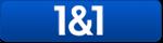 Logo 1&1 Webhosting - guter Webhoster